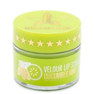 Jeffree Star Velour Lip Scrub - Cucumber Mint